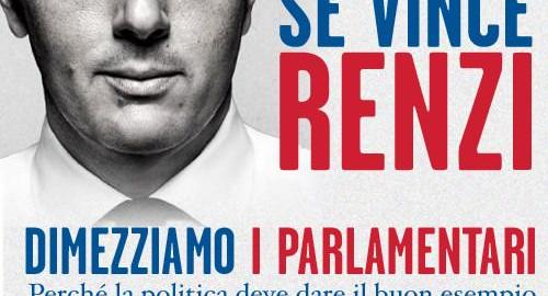 Primarie Pd: parte l'hashtag #sevincerenzi